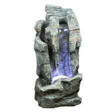<strong>Yosemite Home Decor</strong> Limestone Fountain