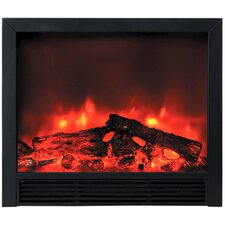 <strong>Yosemite Home Decor</strong> Widescreen Electric Insert Fireplace