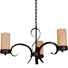 <strong>Yosemite Home Decor</strong> Azalea 3 Light Kitchen Pendant