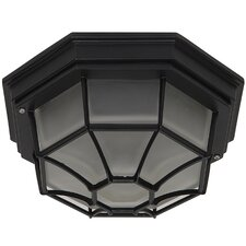 <strong>Yosemite Home Decor</strong> Yosemite Home Decor 1 Light Flush Mount