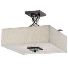 Kalmia 3 Light Semi Flush Mount