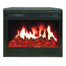 <strong>Yosemite Home Decor</strong> Hardy Insert Electric Fireplace