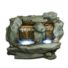 <strong>Yosemite Home Decor</strong> Stone Fountain