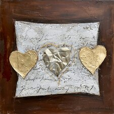 <strong>Yosemite Home Decor</strong> Hearts of Gold