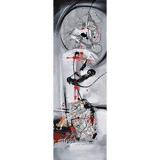 Contemporary & Abstract Art Adaptation I Original Painting on Canvas