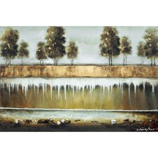 Forest in the Trees II Canvas Art