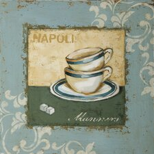 <strong>Yosemite Home Decor</strong> Napoli I Canvas Art