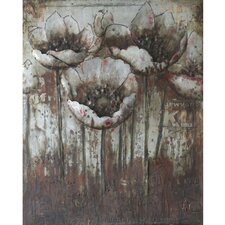 <strong>Yosemite Home Decor</strong> Field of Flowers Wall Art