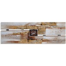 <strong>Yosemite Home Decor</strong> Contemporary & Abstract Art Design IV Canvas Art Wall Décor