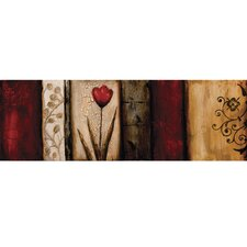 Unveiled Art Romance for the Ages I Original Painting on Canvas