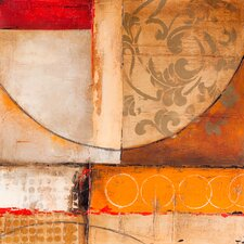 Unveiled Art Archives II Original Painting on Canvas