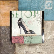 "High Heel Obsession II Wall Art - 20"" x 20"""