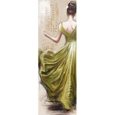 Fashionista III Canvas Wall Art