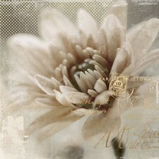 Blooming Softly II Canvas Wall Art