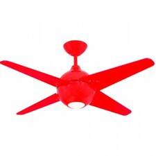 "42"" 4 Blade Ceiling Fan with Remote"