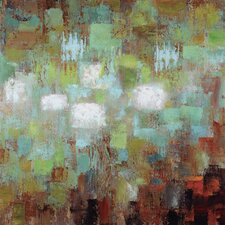 Revealed Artwork Checked Out II Painting Print on Canvas