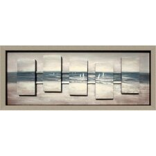 Revealed Artwork Sails Canvas Wall Art