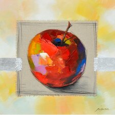 Revealed Artwork Fruit of the Day I Original Painting on Canvas