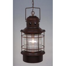 Nautical 1 Light Outdoor Pendant