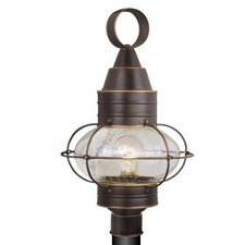 "<strong>Vaxcel</strong> Nautical 1 Light 13"" Post Lantern"