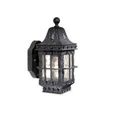 Edinburgh 1 Light Outdoor Wall Lantern