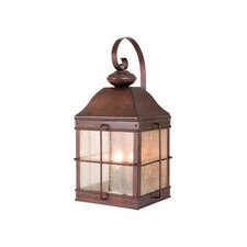 Revere Outdoor 3 Light Wall Lantern