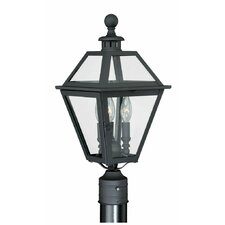 Nottingham 3 Light Outdoor Lantern Head