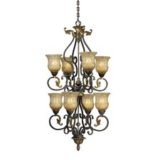 Caesar 8 Light Chandelier