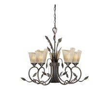 <strong>Vaxcel</strong> Capri 5 Light Chandelier