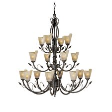 <strong>Vaxcel</strong> Capri 16 Light Chandelier