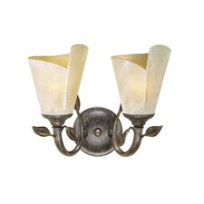 Capri 2 Light Vanity Light