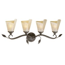 Capri 4 Light Vanity Light