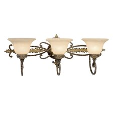 Dynasty 3 Light Vanity Light