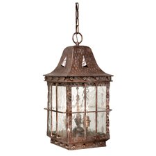 Edinburgh 3 Light Outdoor Hanging Lantern
