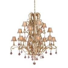<strong>Vaxcel</strong> Empire 16 Light Chandelier