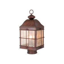 Revere 3 Light Outdoor Post Lantern
