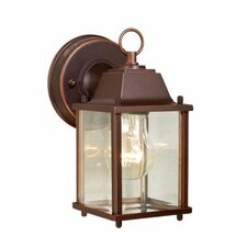 Millard 1 Light Outdoor Wall Lantern