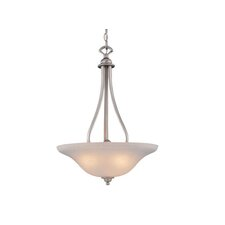 <strong>Vaxcel</strong> Monrovia 3 Light Inverted Pendant