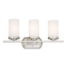 Oxford 3 Light Vanity Light