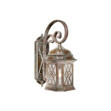 Sardinia Outdoor 1 Light Wall Lantern