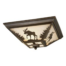 Yellowstone Indoor Flush Mount