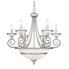 Da Vinci 11 Light Chandelier