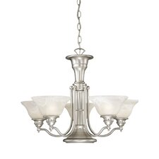 Standford 6 Light Chandelier