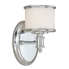 Carlisle 1 Light Wall Sconce