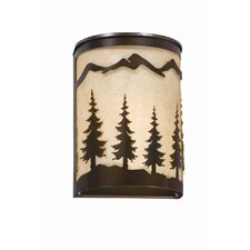 Yosemite 1 Light Wall Sconce