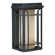 Newport Outdoor 1 Light Wall Lantern