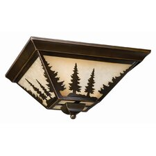 Yosemite Flush Mount