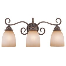 Mont Blanc 3 Light Vanity Light
