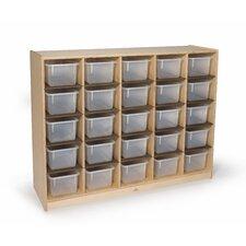 "48"" Tray Storage Cabinet"