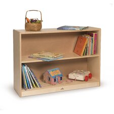 "Space Saver 25"" Bookcase"